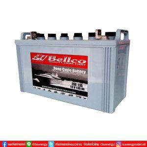 แบตเตอรี่โซล่าเซลล์(Deep Cycle Battery)